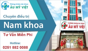 Phòng khám Âu Mỹ Việt uy tín ở Biên Hòa